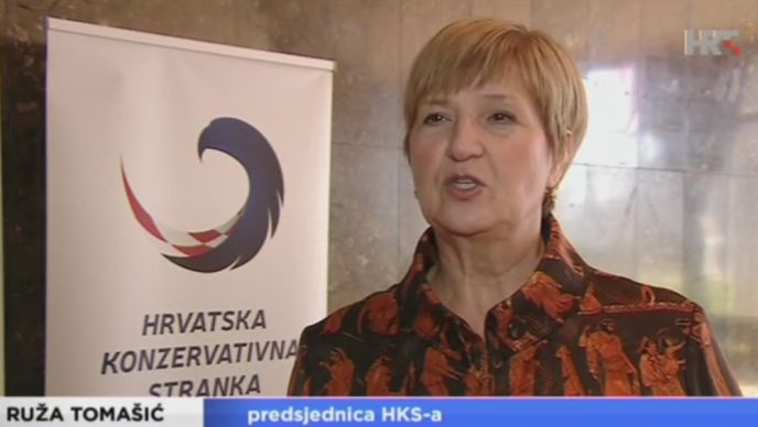 Croazia » Uniti i conservatori e ABH - Ruza Tomasic si è ritirata - Osservatorio Italiano (Registrazione)