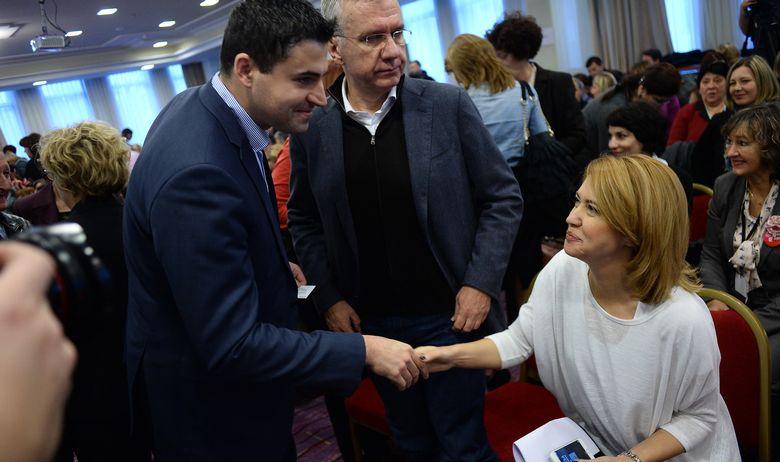 Osservatorio italiano croazia bernardic milanka for Nuovo parlamento italiano