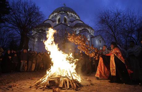 Osservatorio Italiano - Balcani - Natale Ortodosso nei Balcani
